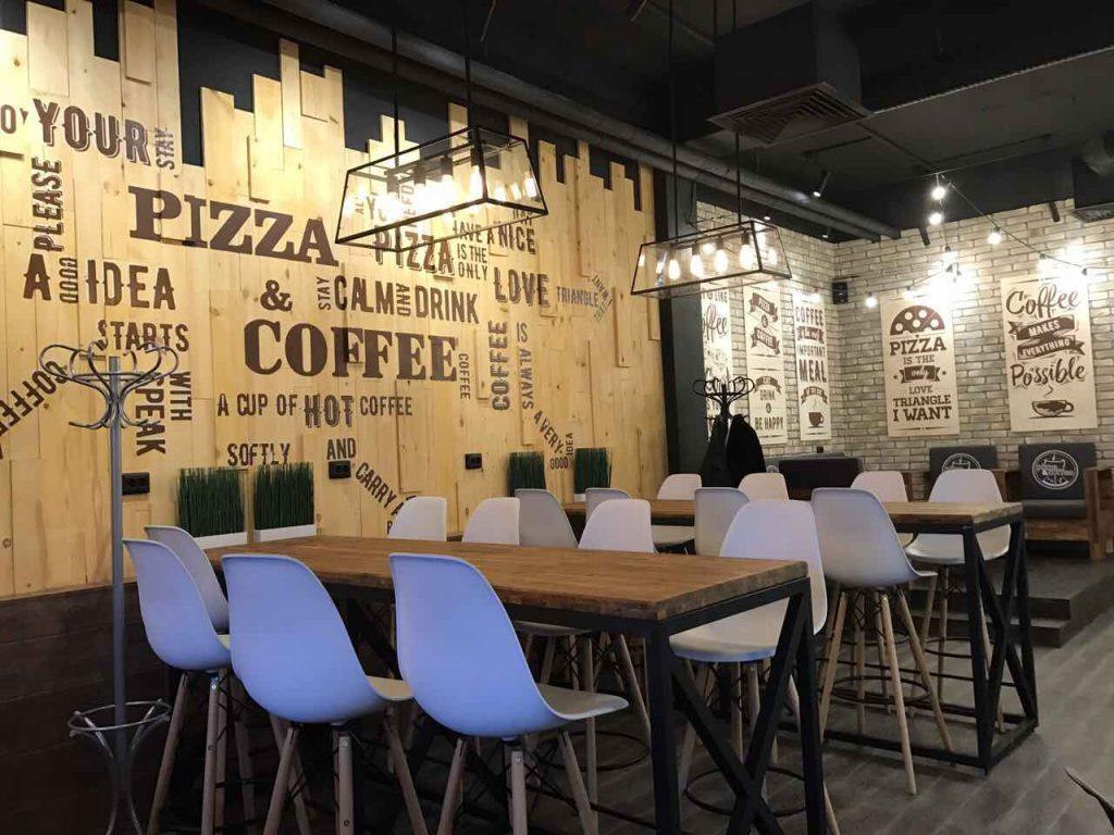 Pizza Coffee Example