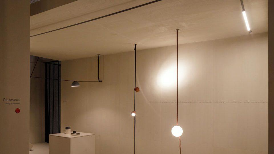Модульная система Plusminus от компании Vibia. Фото by Stefan Diez с сайта vibia.com